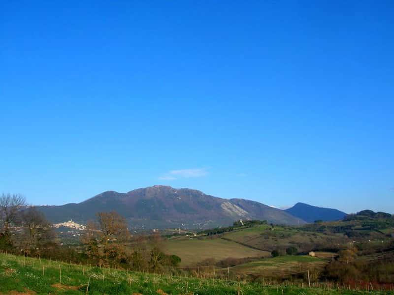 Naturpark Monte Simbruini