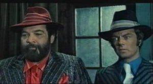 Zwei irre Typen mit ihrem tollen Brummi