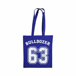 Bulldozer 63 - Bud Spencer - Baumwolltasche