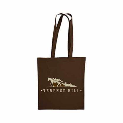 Terence Hill Official Logo Baumwolltasche