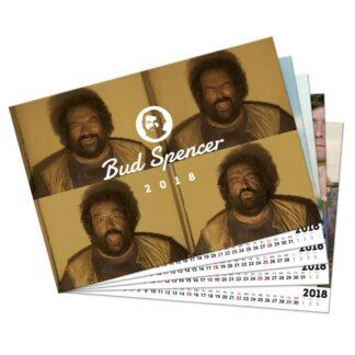 Bud Spencer Kalender 2019