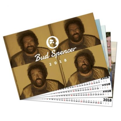 Bud Spencer Kalender 2019