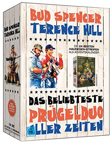 Die große Bud & Terence Weihnachtsbox - limitierte Fan-Edition