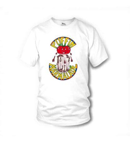 Puffin Marmelade - T-Shirt (weiss) - Zwei Asse trumpfen auf - Terence Hill