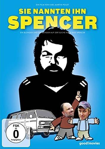 Sie nannten ihn Spencer Blu-ray