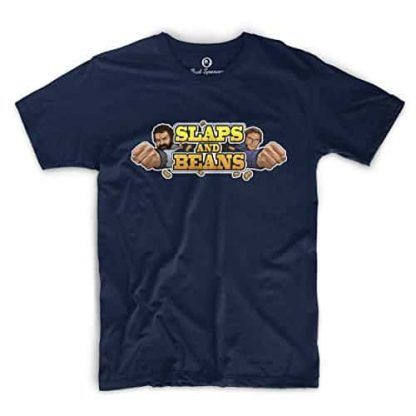 Slaps and Beans - Bud Spencer und Terence Hill Videogame - offizielles T-Shirt
