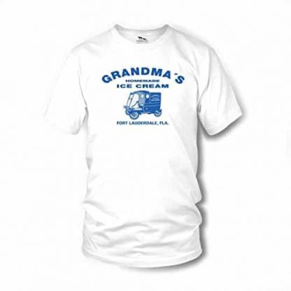 Bud Spencer Grandma's Ice Cream - T-Shirt
