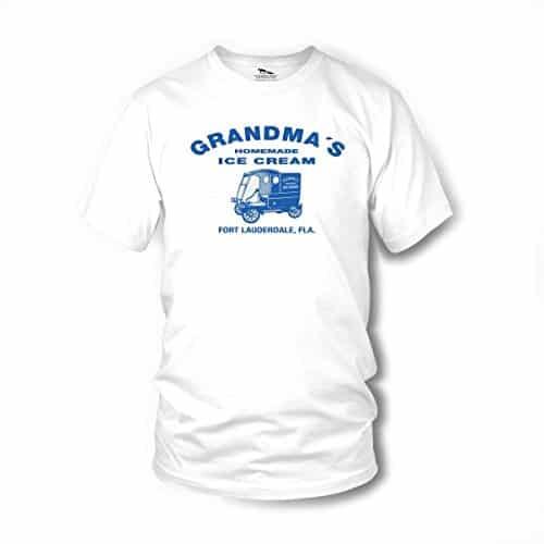 Bud Spencer Grandma's Ice Cream - T-Shirt