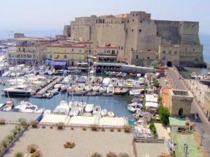 Il_Castello_dell-Ovo_In_Neapel