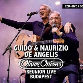 Oliver Onions - Reunion Live Budapest (2CDs und DVD)