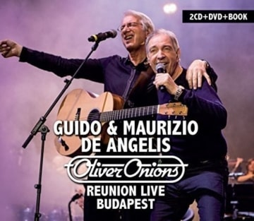 Oliver Onions - Reunion Live Budapest