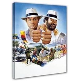 Terence Hill und Bud Spencer - Vier Fäuste gegen Rio - Leinwand