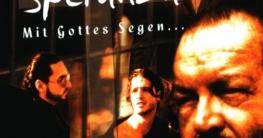 """Plakat von """"Padre Speranza - Mit Gottes Segen..."""""""