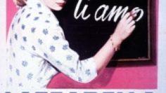 """Plakat von """"Lazzarella"""""""