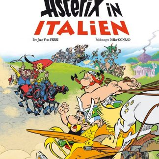 Asterix 37: Asterix in Italien mit Bud Spencer