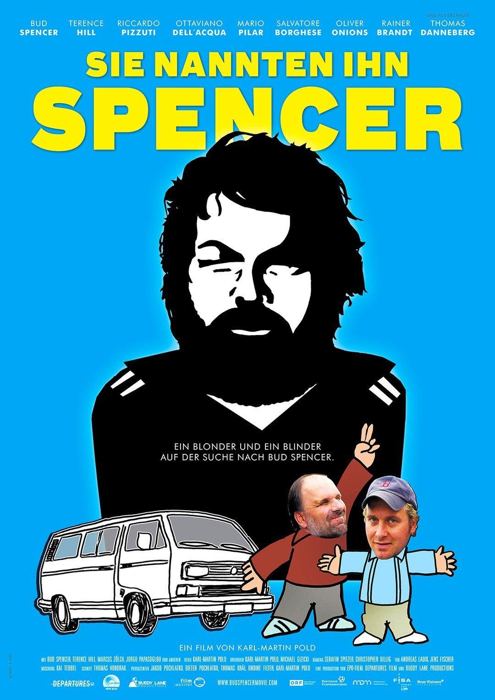 """Plakat von """"Sie nannten ihn Spencer"""""""