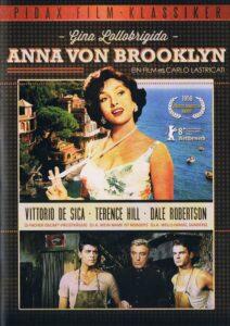 """Plakat von """"Anna von Brooklyn"""""""