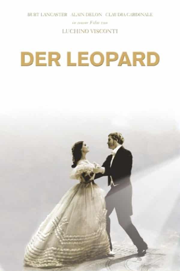 """Plakat von """"Der Leopard"""""""