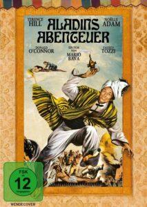 """Plakat von """"Aladins Abenteuer"""""""