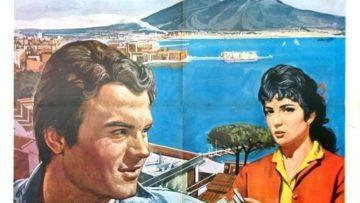 """Plakat von """"Guaglione"""""""