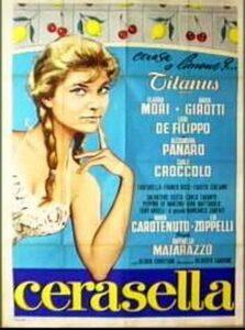 """Plakat von """"Cerasella"""""""