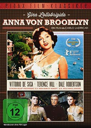 Anna von Brooklyn DVD