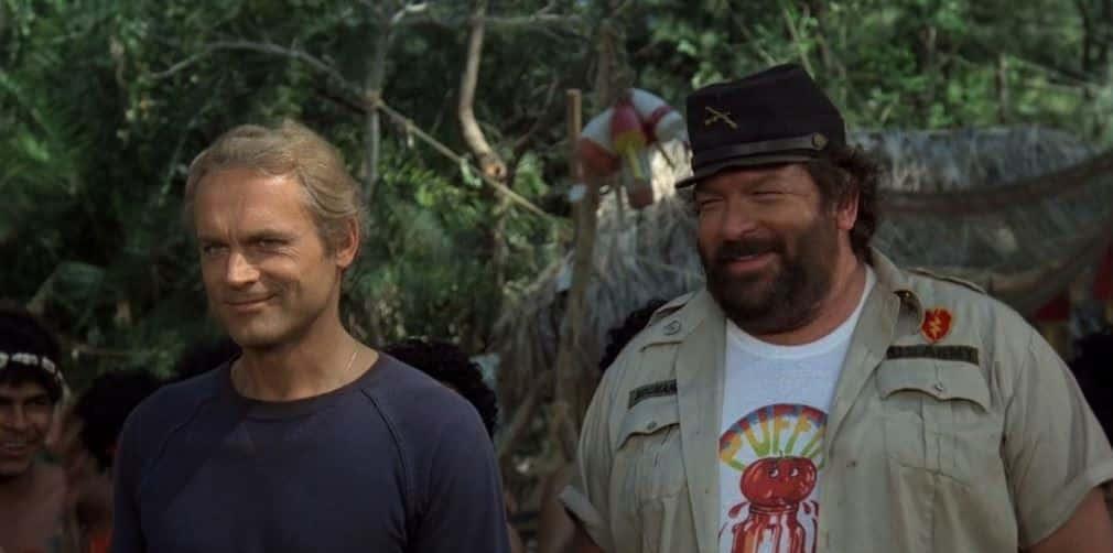 Terence Hill und Bud Spencer - Zwei Asse trumpen auf