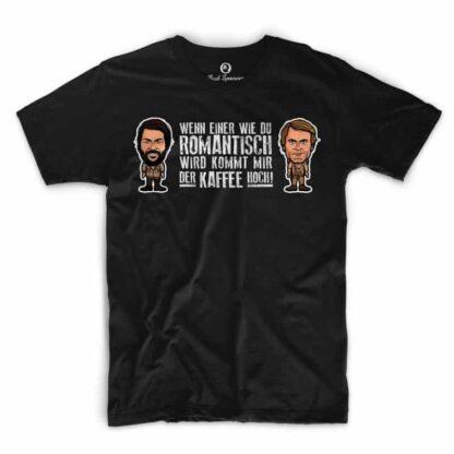 Bud Spencer Terence Hill Comic Art - T-Shirt