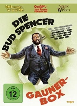 Die Bud Spencer Gauner Box [3 DVDs]