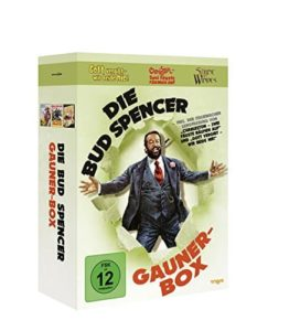 bud spencer dvd box