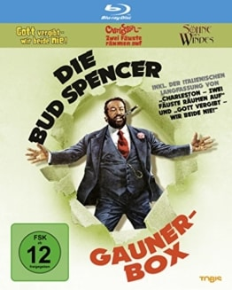 Die Bud Spencer Gauner Box [Blu-ray]