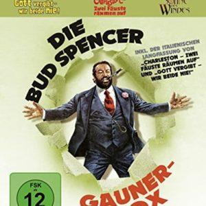Die Bud Spencer Gauner Box [Blu-ray]