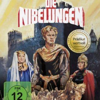 Die Nibelungen Saga [Blu-ray]
