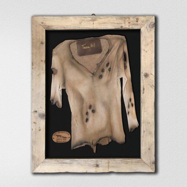 Limitiertes Trinity Shirt im Holzrahmen (Limitierte Auflage 150 Stück)
