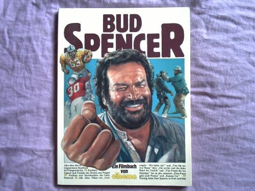 Bud Spencer - Sein Leben und seine Filme / Cinema-Filmbuch
