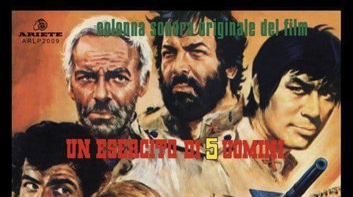 Un esercito di 5 uomini-LP