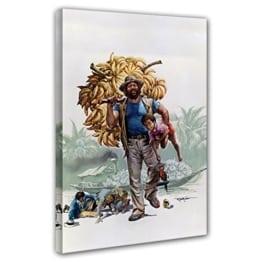 Bud Spencer Banana Joe - Leinwand