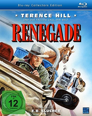 Renegade [Blu-ray] [Collector's Edition]