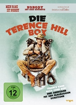 Die Terence Hill Box [3 DVDs]