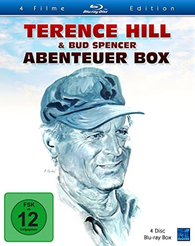 Terence Hill & Bud Spencer - Abenteuer Box - Blu-ray Special Edition