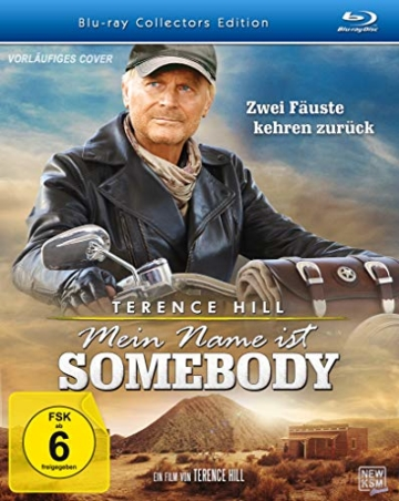 Mein Name ist Somebody - Collectors Edition [Blu-ray]