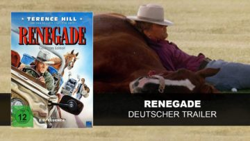Renegade (Deutscher Trailer)
