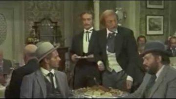 Ein Besuch im Restaurant mit Spencer und Hill