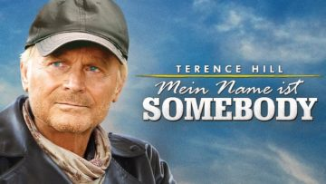 Terence Hill freut sich auf euch! Gruß an alle Kinofans