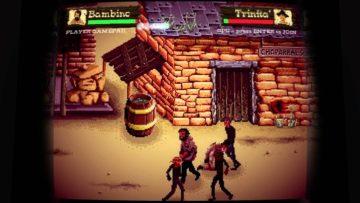 Nicht vergessen: Buddy und Terence als Videospiel