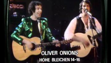 Oliver Onions Comeback in Berlin