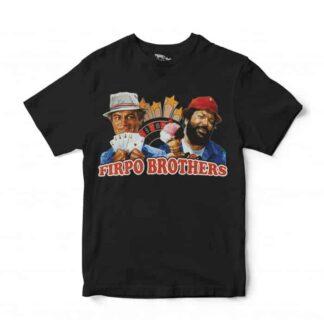 Zwei sind nicht zu bremsen - Firpo Brothers - T-Shirt