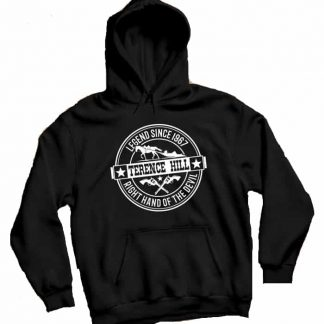 Right Hand of the Devil - Hoodie (schwarz)