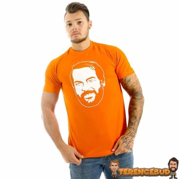 Buddy - T-Shirt (orange) - Bud Spencer®