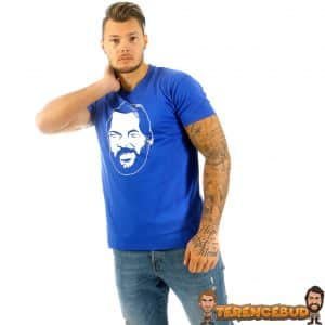 Buddy - T-Shirt (blau) - Bud Spencer®